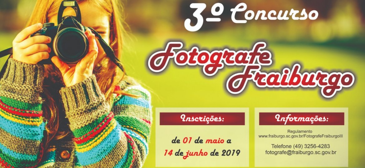 Cartaz Fotografe