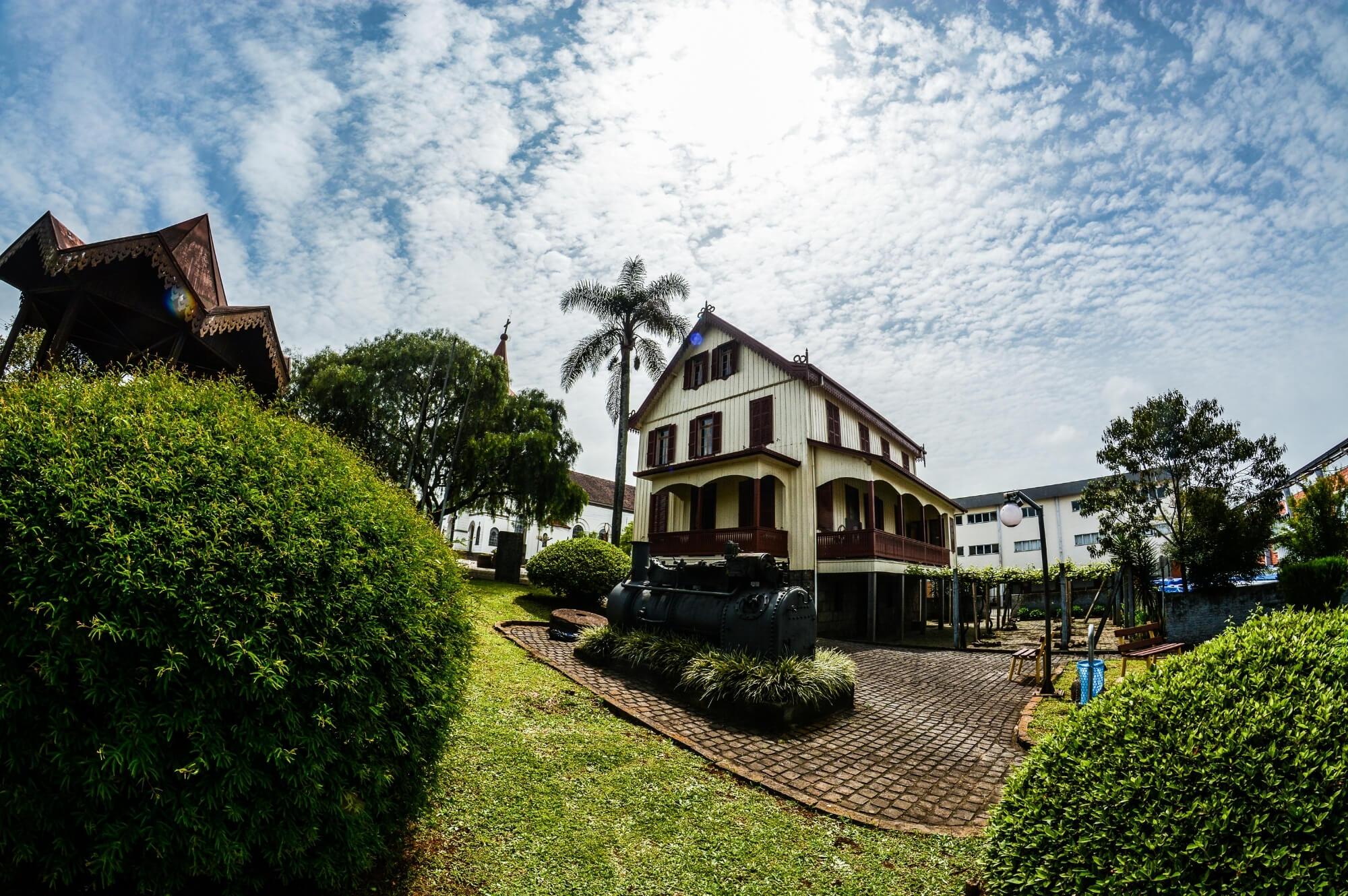 Museu do Vinho Mário Pellegrin