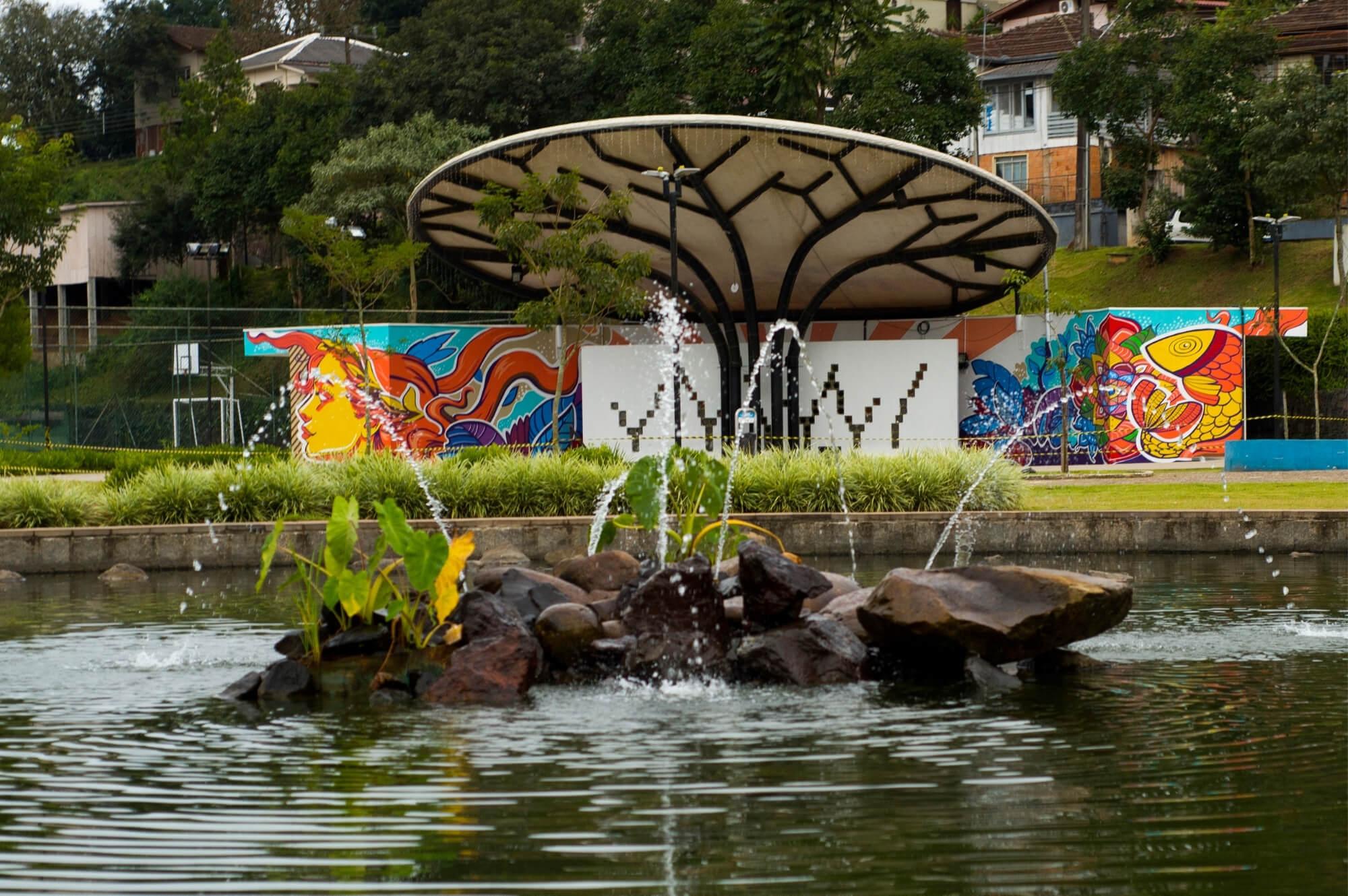 Parque Linear Rio do Peixe
