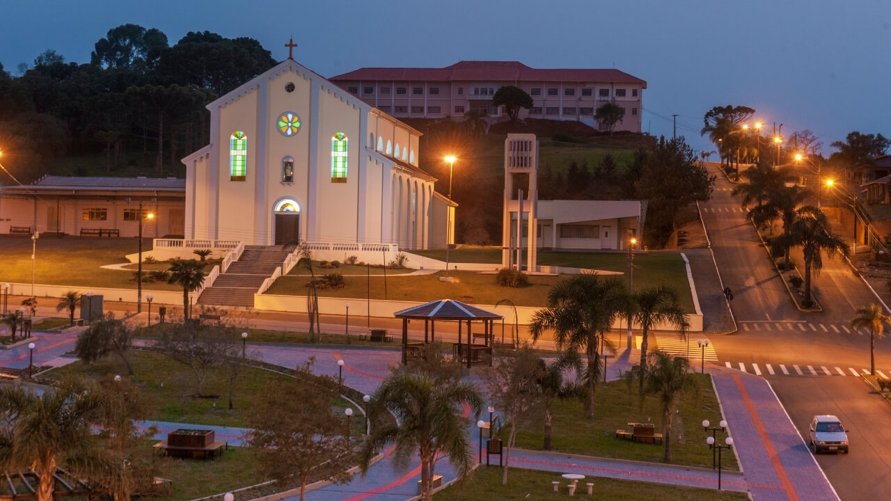 Igreja São Luiz Gonzaga